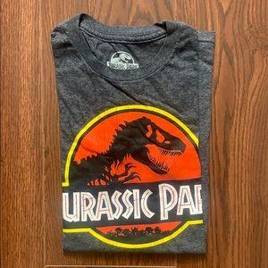 Jurassic Park graphic t-shirt